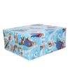 Disney inpakpapier frozen blauw 200 x 70 cm