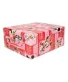 Disney inpakpapier minnie cupcake 200 x 70 cm op rol