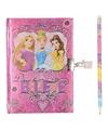 Disney prinsessen dagboek met potlood