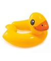 Eendje zwemband geel