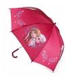Frozen elsa en anna kinder paraplu bordeaux