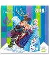 Frozen kalender 2018