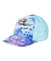 Frozen pet cap licht blauw voor kinderen