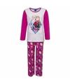 Frozen pyjama anna en elsa roze