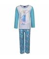 Frozen pyjama elsa blauw