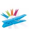 Gekleurde wasknijpers 32 stuks