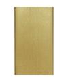 Goudkleurig tafelkleed 138 x 220 cm