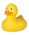Grote gele badeend 25 cm