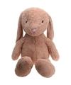 Grote pluche konijn haas knuffel van 95 cm