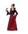 Halloween halloween dracula jurk voor meisjes