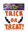 Halloween halloween raamsticker trick or treat
