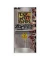 Halloween halloween zombies deurposter 152 cm