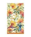Hawaii thema tafellaken tafelkleed 138 x 220 cm herbruikbaar