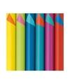 Inpakpapier dubbelzijdig groen roze 200 x 70 cm