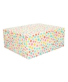 Inpakpapier gekleurde stippen design 70 x 200 cm