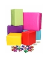 Inpakpapier voor multi kleuren m pakket