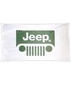 Jeep vlag 150 x 90 cm