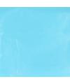 Kadopapier aqua 200 cm