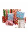 Kerst inpakpapier set m