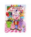 Kinder funboek 3 tot 8 jaar type 6