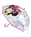 Kinder paraplu minnie mouse roze