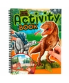 Kleurboek dinosaurussen