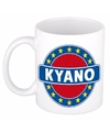 Kyano naam koffie mok beker 300 ml