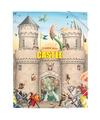 Luxe stickerboek kastelen