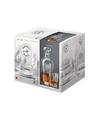 Luxe whiskey set met karaf en 6 glazen