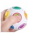 Magische regenboog bal fidget cube 7 cm