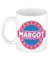 Margot naam koffie mok beker 300 ml
