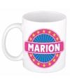 Marion naam koffie mok beker 300 ml