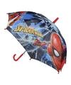 Marvel spiderman paraplu voor jongens 45 cm