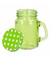 Mini jampotje groen 120 ml