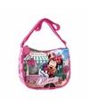 Minnie mouse schoudertas 19 cm voor meisjes