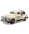 Modelauto chevrolet 3100 met motor 1 24