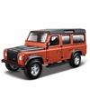 Modelauto land rover defender 110 1 32
