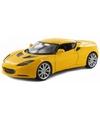 Modelauto lotus evora s 1 24