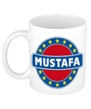 Mustafa naam koffie mok beker 300 ml