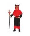 Mystieke duivel verkleedkleding voor jongens