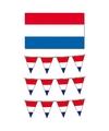 Nederlandse vlaggen pakket groot