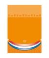 Oranje tafelkleed waterdicht 180 x 130 cm