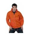 Oranje zomerjas voor dames en heren