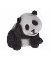 Panda beeldje 11 cm type 2