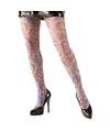 Panty met psychedelische print voor dames