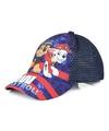 Paw patrol pet cap blauw voor kinderen
