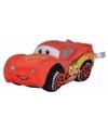 Pluche cars knuffel lightning mcqueen 25 cm