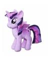 Pluche my little pony knuffel twilight sparkle 30 cm
