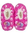 Pluche paw patrol pantoffels sloffen roze voor meisjes