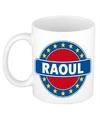 Raoul naam koffie mok beker 300 ml